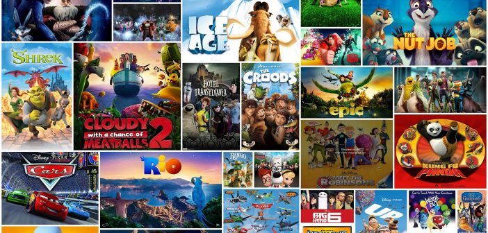 The Top 30 Animated Films of All Time