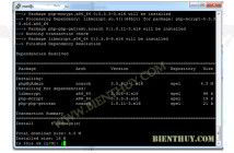 CentOS server 6.5 x64, install APACHE, PHP, MYSQL, FTP and PHPMyAdmin
