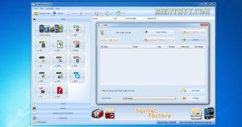 Format Factory - Công cụ chuyển đổi đa định dạng, video - audio- picture