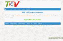 PHP – Chỉ cho chạy trên 1 domain