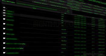 Cách tìm và loại bỏ shell trong mã nguồn