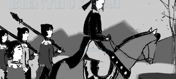 Trận đánh phủ đầu của nhà Trần trên đất Nguyên Mông