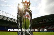 Lịch thi đấu ngoại hạng Anh mùa giải 2015-2016