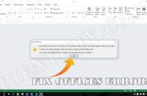 "Fix ""Microsoft excel cannot open or save any more documents because there is not enough available memory or disk space."""