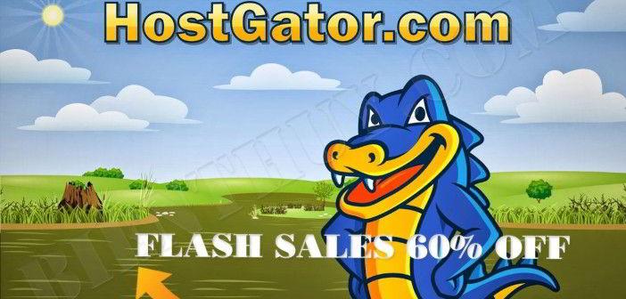 Hostgator flash sales 8-2015 trước khi tăng giá