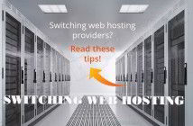 How to switching hosting without downtime?