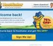 HostGator giảm giá 75% tất cả hosting, chỉ từ 26.85$/năm
