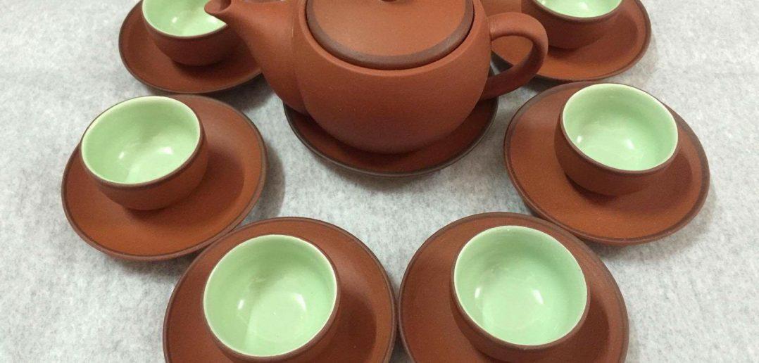 Bài học lập trình: Bộ ấm pha trà Bát Tràng
