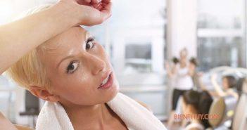 Cách khắc phục mồ hôi dầu ở mặt, đầu, lưng và nách