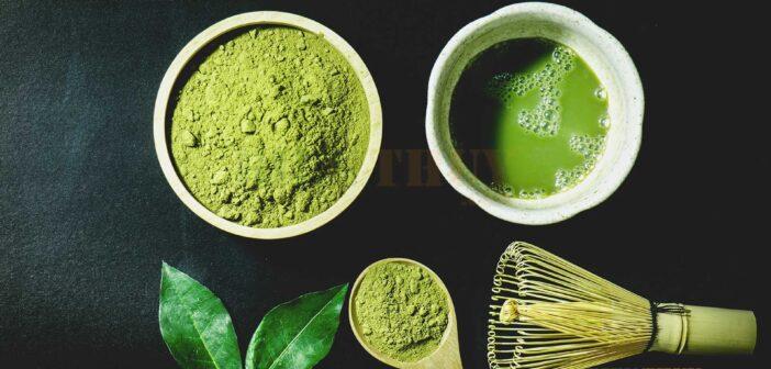 12 lý do bạn nên giảm cân với trà matcha
