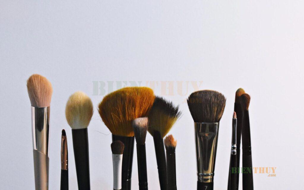 Bộ cọ trang điểm cá nhân - Make-up brushes set
