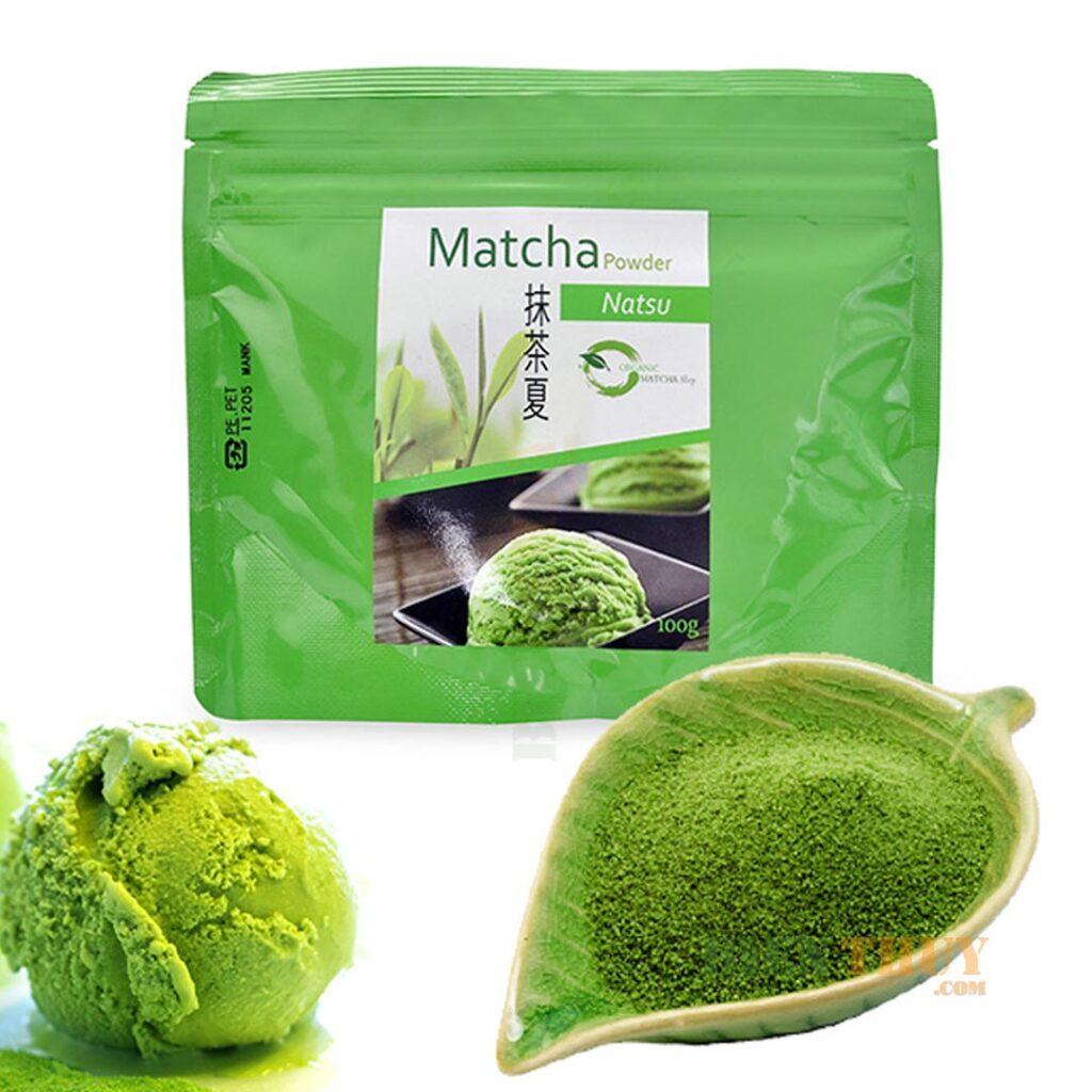 Bột trà xanh matcha Natsu @ BienThuy.Com